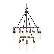 Campbell 21 Light Chandelier (item #RS-03SHL-1-2902-21-51)