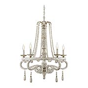 Helena 5 Light Chandelier (item #RS-03SHL-1-9993-5-155)