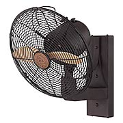 Skyy Wall-Mount Fan (item #RS-03SHL-12-WFX)