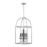 Davidson 4 Light Foyer (item #RS-03SHL-3-9852-4-67)