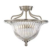 Aberdeen Semi Flush-Mount Ceiling Light (item #RS-03SHL-6-151-3X)