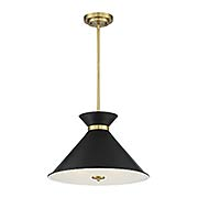 Lamar 3 Light Pendant (item #RS-03SHL-7-2416-3X)