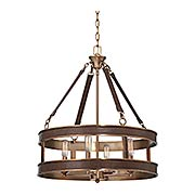 Harrington 4-Light Chandelier (item #RS-03SHL-7-614-4-50)