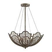 Hartland 4-Light Pendant (item #RS-03SHL-7-8060-4X)