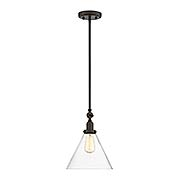 Drake 1 Light Pendant (item #RS-03SHL-7-9132-1X)