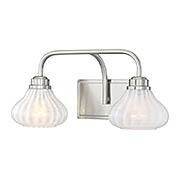 Darlington  2 Light Bath (item #RS-03SHL-8-2410-2X)