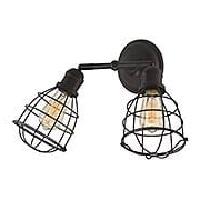 Scout 2-Light Adjustable Wall Sconce (item #RS-03SHL-8-4138-2X)