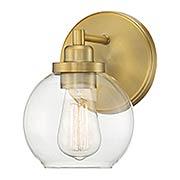 Carson 1 Light Bath (item #RS-03SHL-9-4050-1X)