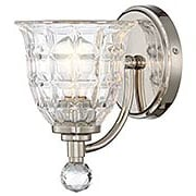 Birone 1-Light Bath Sconce (item #RS-03SHL-9-880-1-109)