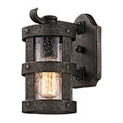 Barbosa Small Wall Lantern (item #RS-03TL-B3311X)