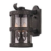 Barbosa Medium Wall Lantern (item #RS-03TL-B3312X)