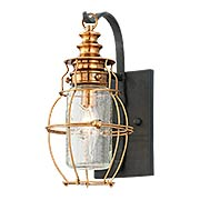 Little Harbor 1 Light Small Wall Lantern (item #RS-03TL-B3571)
