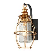 Little Harbor 1 Light Medium Wall Lantern (item #RS-03TL-B3572)