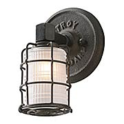 Mercantile 1-Light Bath Sconce (item #RS-03TL-B3841)