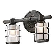 Mercantile 2-Light Bath Sconce (item #RS-03TL-B3842)