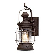 Atkins 1 Light Small Wall Lantern (item #RS-03TL-B5051)