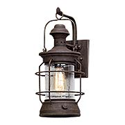Atkins 1 Light Medium Wall Lantern (item #RS-03TL-B5052)