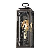 Randolph 1 Light Small Wall Lantern (item #RS-03TL-B6441)