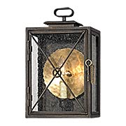 Randolph 1 Light Medium Wall Lantern (item #RS-03TL-B6442)