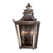 Dorchester 2 Light Small Flush Wall Mount Lantern (item #RS-03TL-B9492X)