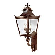Dorchester 4 Light Large Bracket Mount Wall Lantern (item #RS-03TL-B9495EB)