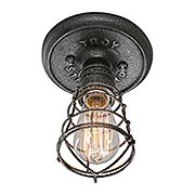 Conduit Flush-Mount Ceiling Light (item #RS-03TL-C3810X)
