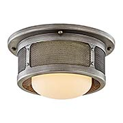 Bauer 1 Light Small Flush Ceiling Mount (item #RS-03TL-C7370)