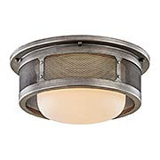 Bauer 1 Light Medium Flush Ceiling Mount (item #RS-03TL-C7371)