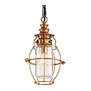 Little Harbor 1 Light Small Hanging Lantern (item #RS-03TL-F3577)