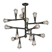 Conduit 16-Light Chandelier (item #RS-03TL-F3818X)