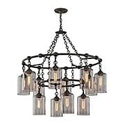 Gotham 12-Light Chandelier (item #RS-03TL-F4425)