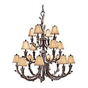 Aspen 16-Light Chandelier (item #RS-03VX-AS-CHS016PT)