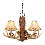 Lodge 3-Light Chandelier (item #RS-03VX-CH33003NS)