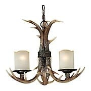 Yoho 3-Light Chandelier (item #RS-03VX-H0013)