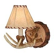 Lodge 1-Light Wall Sconce (item #RS-03VX-WL33041NS)