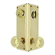 Quincy Entry Door Set with Providence Knobs (item #RS-05EM-8980PX)