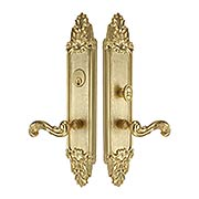 Valmont Premium Mortise Entry Set with Swan Levers (item #RS-05OM-57251X)