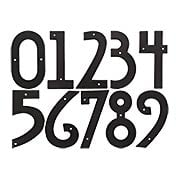 Davenport House Numbers - 5 1/2