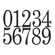 Traditionalist House Numbers - 6