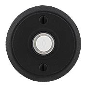 Doorbell Button with Steel Round Rosette (item #RS-06EM-2432X)