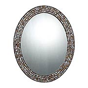 Sage Oval Wall-Mount Mirror (item #RS-07QZ-QR1253)