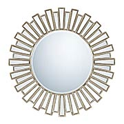 Gwyneth Wall-Mount Mirror (item #RS-07QZ-QR983)
