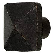 Bronze Pyramid 1 1/2-Inch Cabinet Knob (item #RS-08AN-390-112X)