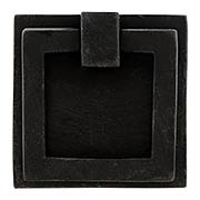Square Bronze Ring Pull (item #RS-08AN-6359X)