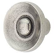 Noble Round Drawer Knob - 1 1/2