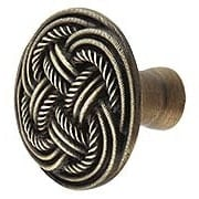 Classic Weave Knob (item #RS-08NH-NHK-139X)