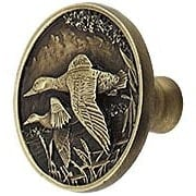 On the Wing Duck Cabinet Knob (item #RS-08NH-NHK-141X)