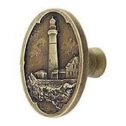 Guiding Lighthouse Cabinet Knob (item #RS 08NH NHK 142X)