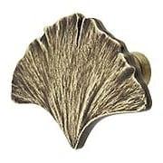 Ginkgo Leaf Knob (item #RS-08NH-NHK-147X)