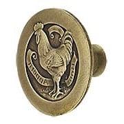 Rooster Knob (item #RS-08NH-NHK-167X)